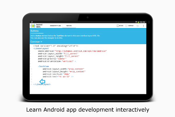 AIDE Android Code Editors
