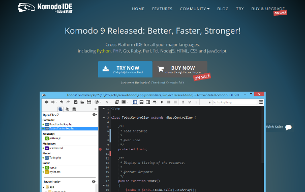 10 Free IDEs and Code Editors for Programmers
