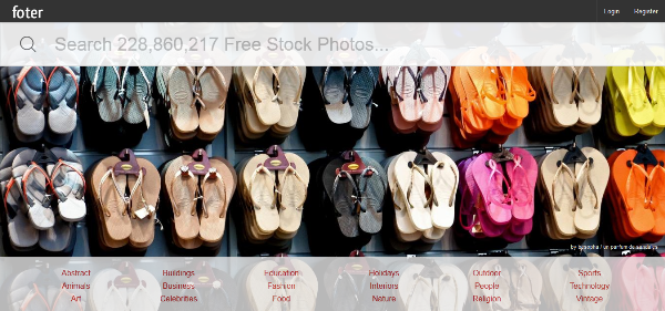 Foter- Free Stock Photos