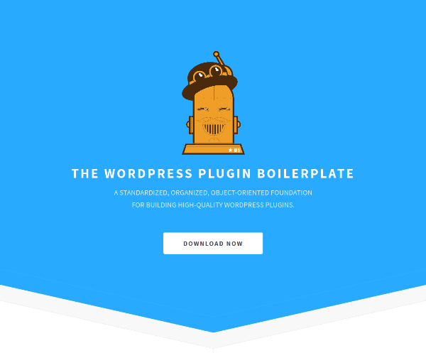 The WordPress Plugin Boilerplate