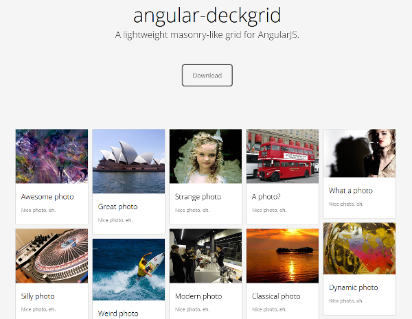 angular-deckgrid