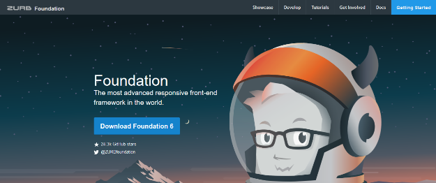 foundation - Useful Frameworks for Front-end Developers