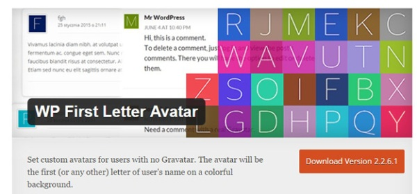 WordPress Custom Avatar Plugins