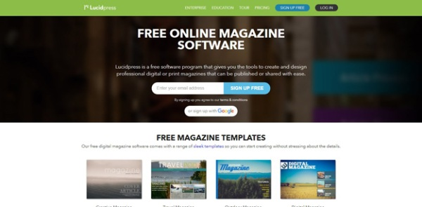 free magazine cover creation tools