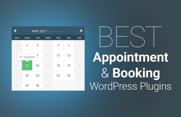12 Free WordPress Appointment and Booking Plugins