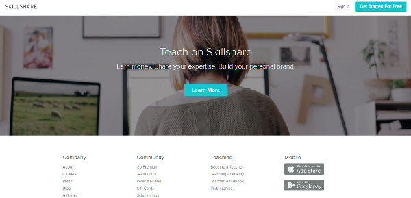 Online Learning websites to learn how to code