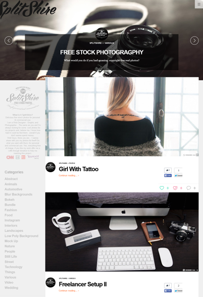 SplitShire - Free Stock Photos