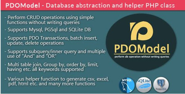 Database management scripts for PHP