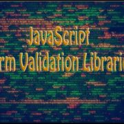 15 Best JavaScript Form Validation Libraries