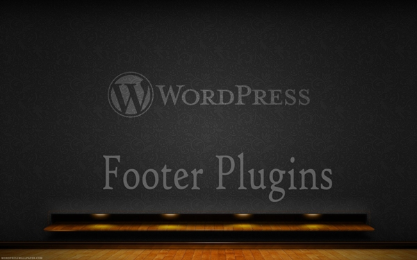 12 Best WordPress Footer Plugins