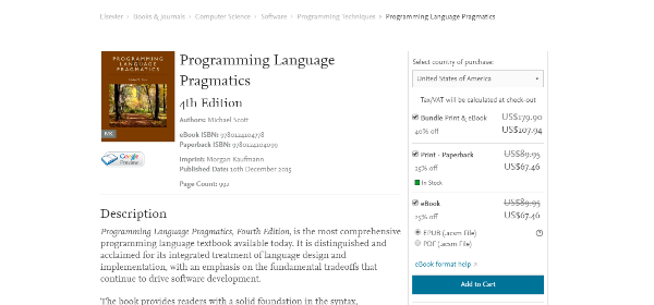 resources to create programming languages